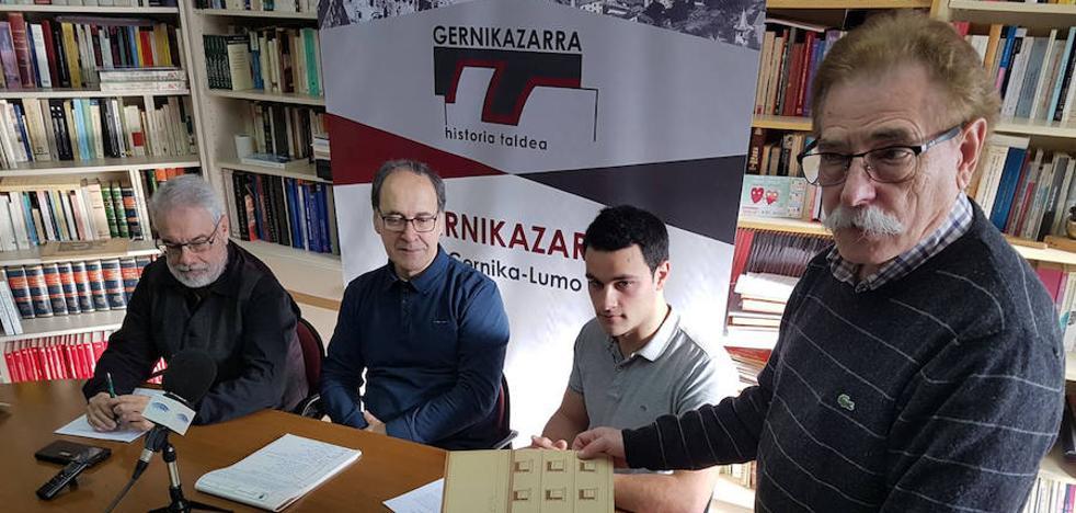 Gernikazarra investiga el resurgir de la villa por parte de la iniciativa privada