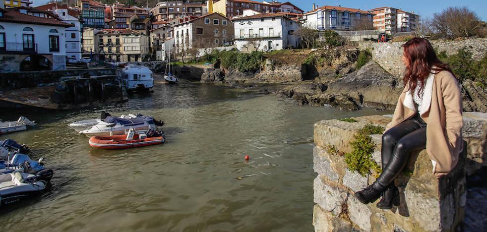 Un nuevo paseo sobre el mar unirá el puerto de Mundaka con Santa Catalina