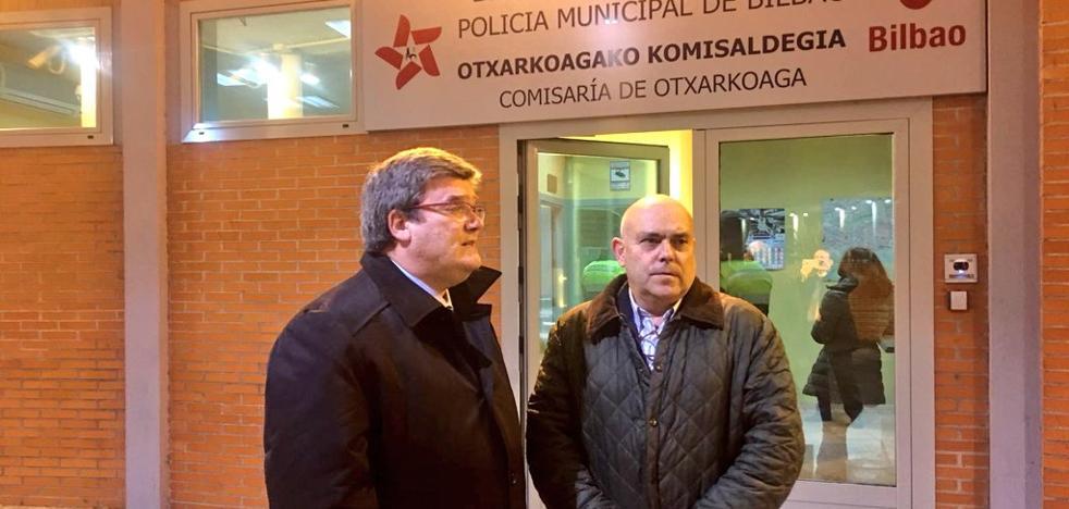 El alcalde llama a la calma y prepara el pacto por la seguridad