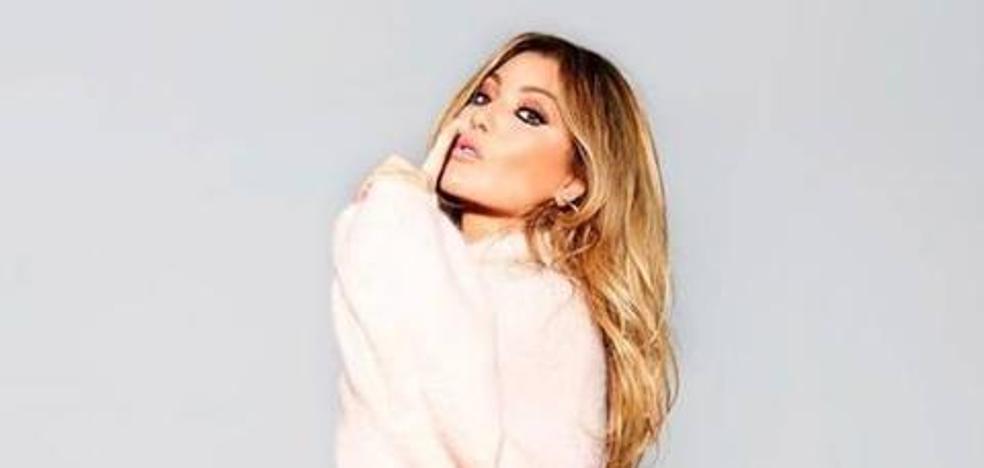 Amaia Montero se pone sexy