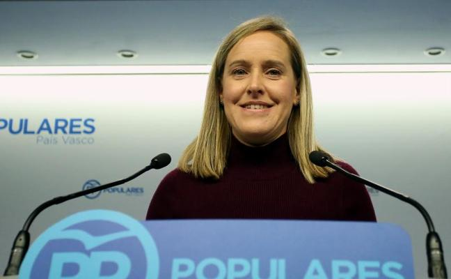 El PP reclama al PNV que aparque el derecho a decidir y «deje de jugar con fuego»