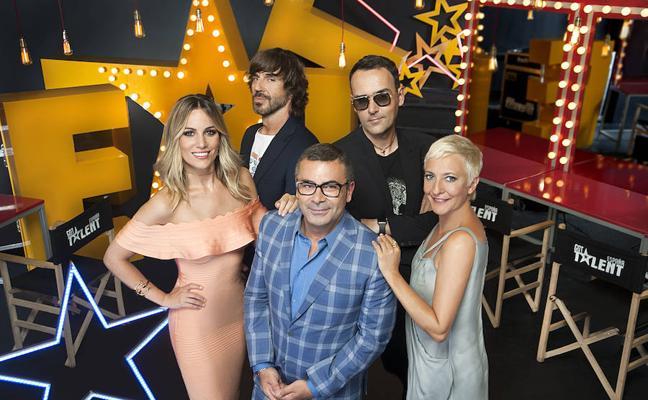 'Got Talent' regresa líder a Telecinco