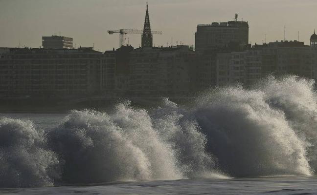 Balance del temporal en San Sebastián: pocos daños y 12 personas multadas