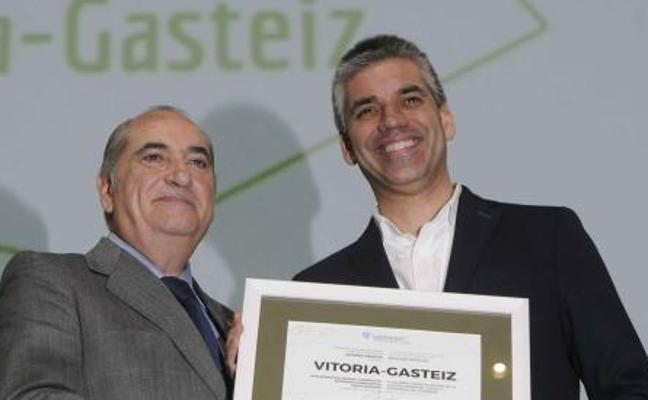 Vitoria, el municipio más sostenible de Euskadi