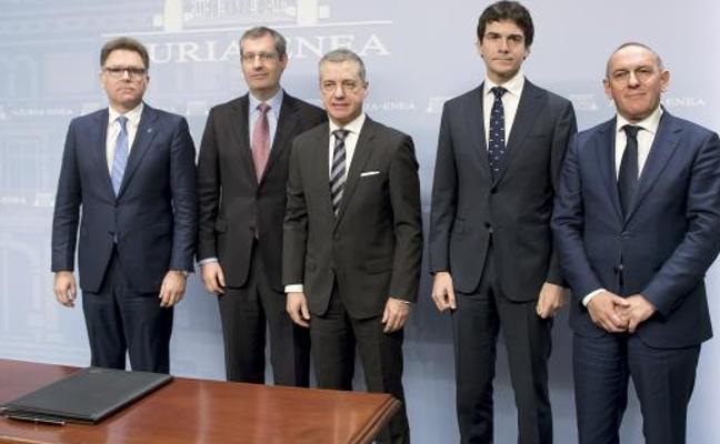 Las instituciones vascas firman un gran acuerdo para aumentar la natalidad