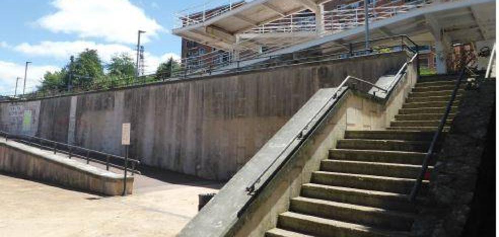 El Ayuntamiento de Arrigorriaga destinará diez millones de euros a obras de accesibilidad