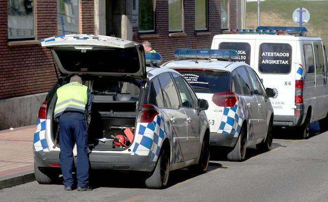 Barakaldo volverá a su plantilla máxima con otros 5 policías locales