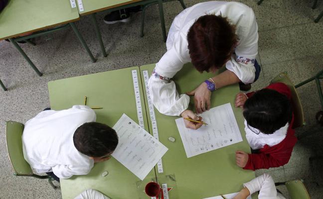 Plan para que los nuevos profesores deban hacer dos años de prácticas en un colegio