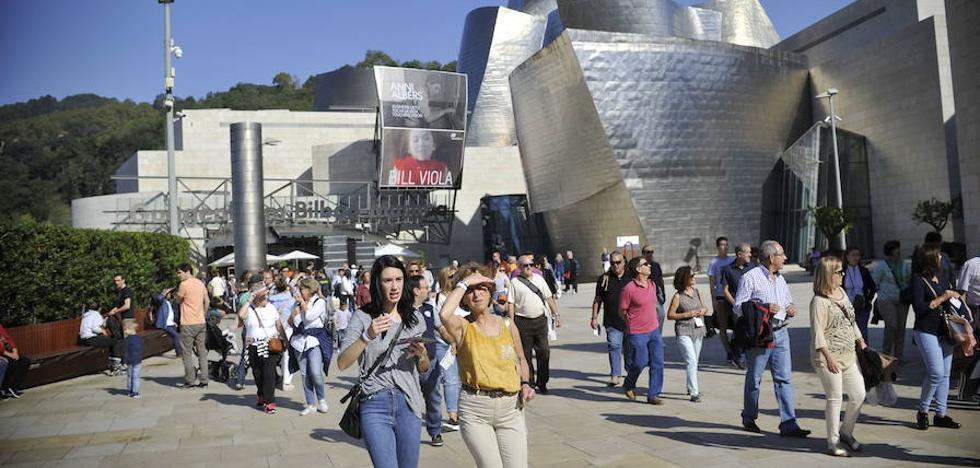 Bilbao, nominada como 'Mejor destino europeo 2018'