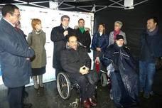 Presentada en Bilbao una campaña por la accesibilidad como «derecho fundamental para la ciudadanía»