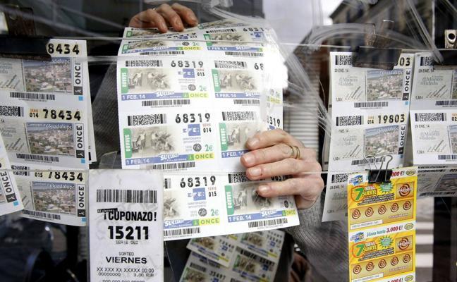 El cupón de la ONCE deja 175.000 euros en Bilbao y Bermeo