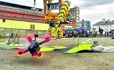 La asociación de drones de carreras elige Ayala para sus instalaciones vascas