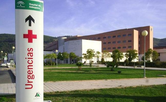 Fallece el paciente que sufrió un ictus mientras esperaba en urgencias un hospital de Málaga