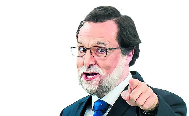 Raúl Pérez: «Rajoy gana en las distancias cortas»