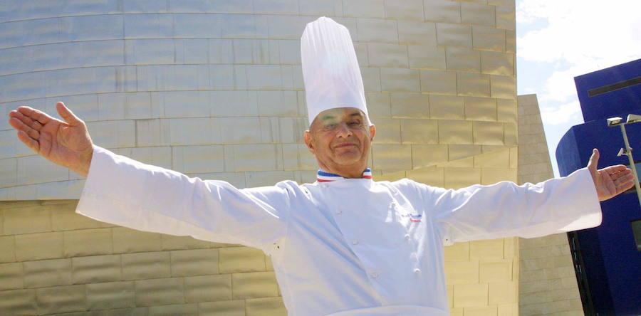 Fallece a los 91 años el histórico chef francés Paul Bocuse, una referencia para los 'top' de la cocina vasca