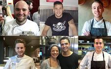 Hay cantera: los seis aspirantes a cocinero revelación