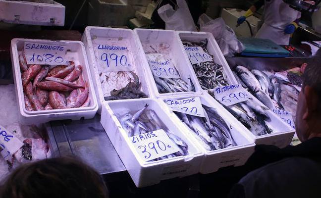 Euskadi consume carnes, pescados y vinos de calidad, pero muy pocas legumbres y verduras