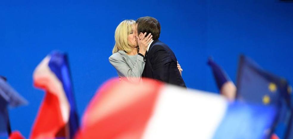 El precio de convertirse en la esposa de Macron