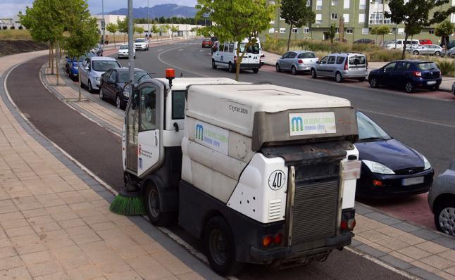 La limpieza viaria se lleva el 56% del presupuesto en el nuevo contrato