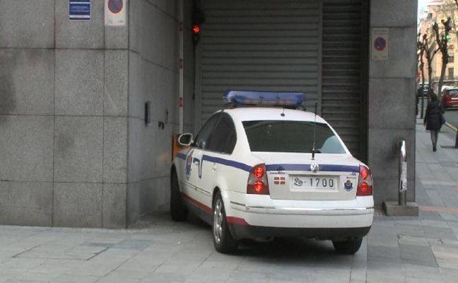 La Fiscalía de Menores se hace cargo de los dos acusados del doble crimen de Otxarkoaga