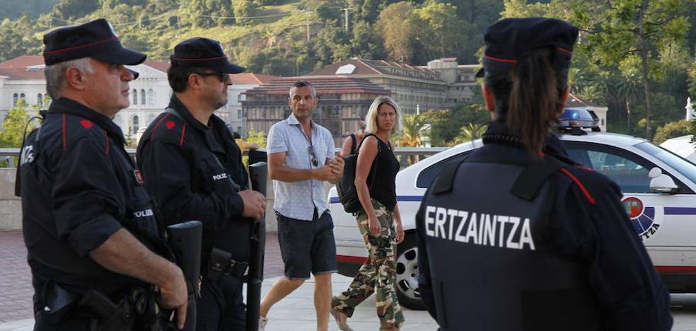 Ingresa en prisión por asaltar con una pistola una lonja juvenil en Amorebieta