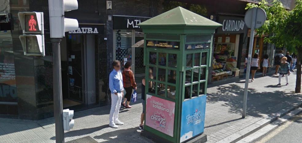 El Eurojackpot de la ONCE deja 477.000 euros en Bilbao