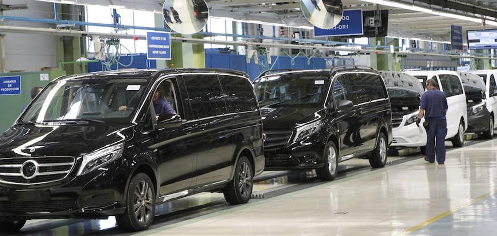 ELA recupera la presidencia efectiva del comité de Mercedes, con el apoyo de CC OO