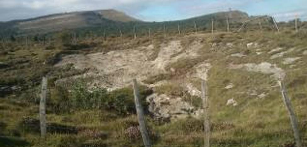 La asociación Adratan rescata la historia de las antiguas neveras de Orduña