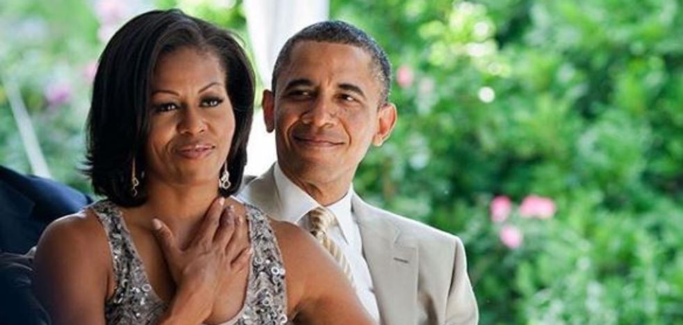 Barack y Michelle endulzan de nuevo las redes