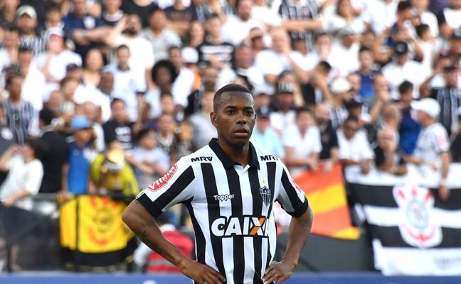 Robinho ficha por el Sivasspor de Turquía