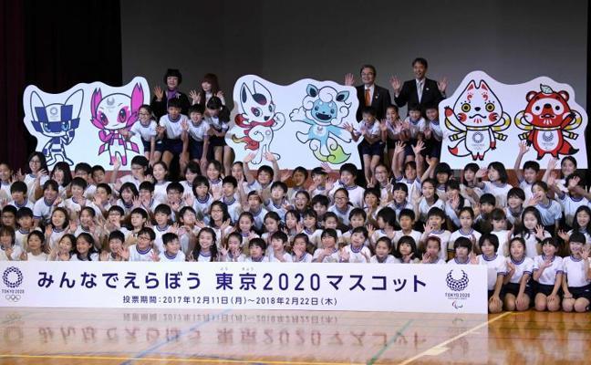 Las mascotas olímpicas de Tokio 2020, una cuestión muy seria en Japón