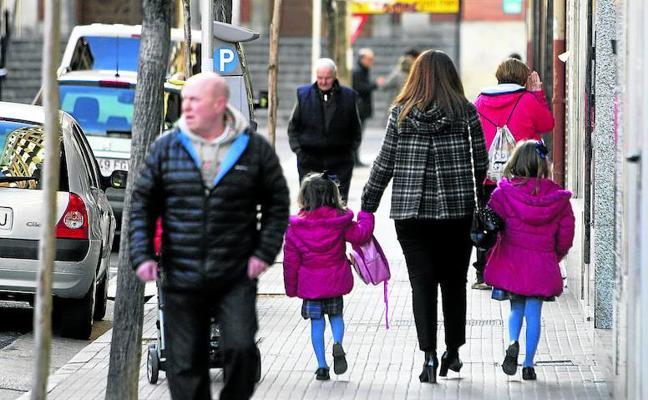 La población de Miranda baja a los 35.600 habitantes y cae un 7% en la última década