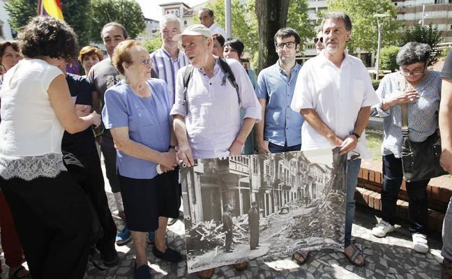 Durango recurre el archivo de la querella por los bombardeos de hace 80 años