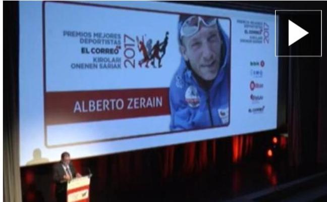 En directo la entrega de premios a los mejores deportistas vascos