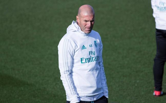 Zidane: «No tengo nada contra Kepa, mi rol es proteger a mi plantilla»