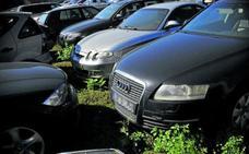 Portugalete reduce en más de medio millar el número de coches abandonados desde 2012