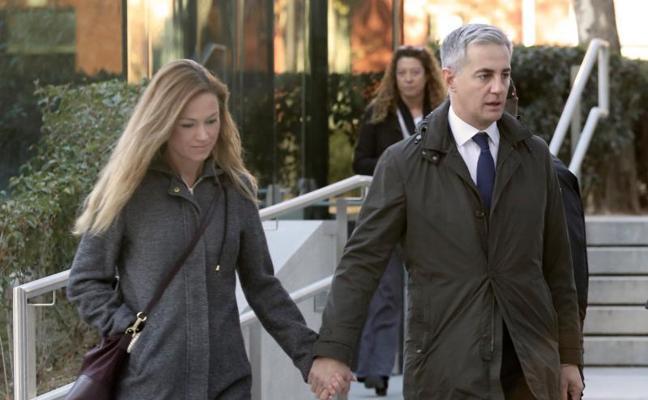 Costa acusa a Camps de dirigir la financiación irregular del PP valenciano