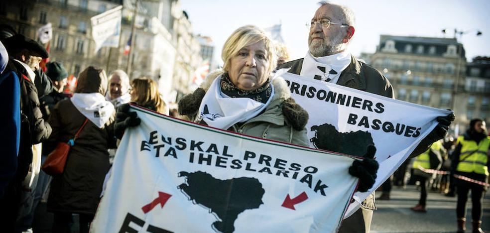 Sólo 17 presos de ETA cumplen las condiciones que exige Francia para ser acercados a Euskadi