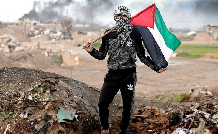Detrás de la intifada