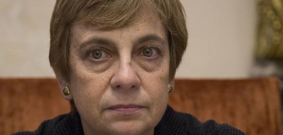 Miren Azkarate deja el puesto de portavoz del PNV en San Sebastián y regresa a la UPV