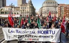 Los sindicatos mantienen las convocatorias de huelgas en la enseñanza pública tras la reunión con Educación
