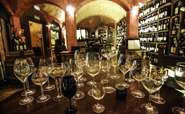 Una copa para cada vino