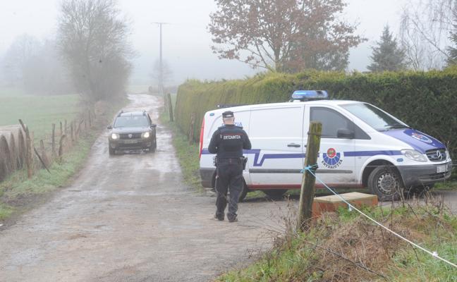 El cadáver de Jon Bárcena no presentaba signos de violencia