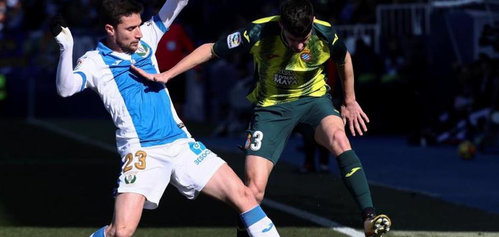 El Leganés aumenta su confianza a costa de un desafortunado Espanyol