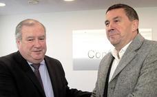 Confebask y EH Bildu abren un «nuevo ciclo de relaciones normalizadas» mostrando sus diferencias