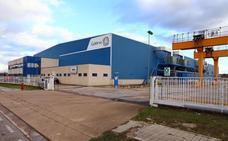Siemens Gamesa cierra la planta de palas para aerogeneradores de Miranda