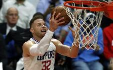 Los Clippers mandan a Blake Griffin a los Pistons