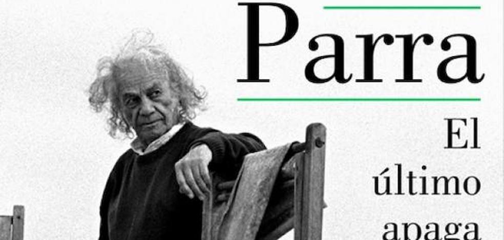 'El último apaga la luz' de Nicanor Parra