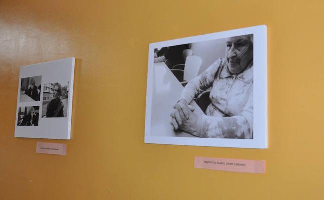 Una exposición rinde homenaje a las mujeres de la residencia Etxe Maitia