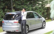 Las Juntas rechazan reducir el uso de los vehículos oficiales de la Diputación